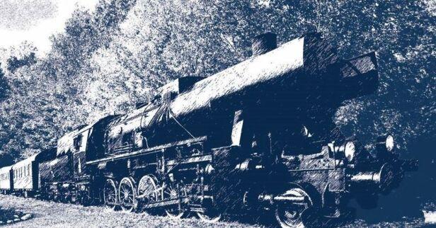 Pociąg retro - zapowiedź imprezy Stacja Muzeum