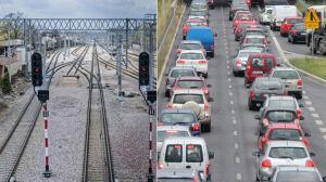 [na rano / czytane] Ćwierć miliona pasażerów bez dojazdu. Rusza remont torów do Grodziska