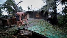 Tajfun Kammuri na Filipinach (PAP/EPA/ZALRIAN SAYAT)