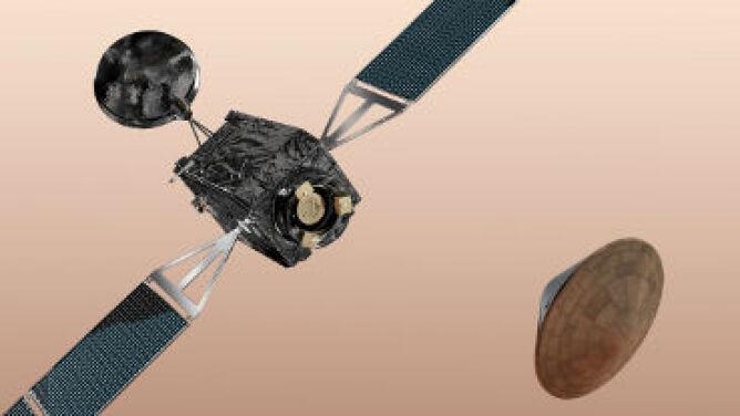ESA z Polakami podjęła pierwszą decyzję. Życia na Marsie poszukamy z Rosjanami