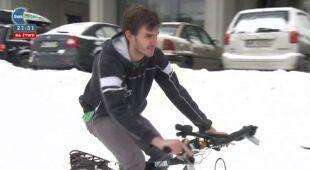 15.03 | Zimowa wersja roweru